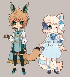 Niaro/Kaiet Collab Adoptable Lacie auction OPEN by Kaiet.deviantart.com on @DeviantArt