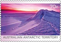 Australia Post celebrates colours of Antarctica on new stamps   postalnews.com