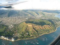 Hawaii -  Diamond head - summer 2009