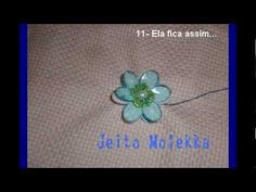 Flor de Lentilha para Sandalia