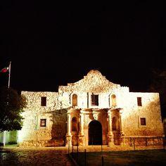2. The Alamo