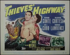 Thieves Highway - Poster 3