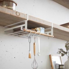 Tosca Under Shelf Storage Rack | Zola