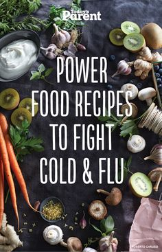 These recipes will keep your immunity up during the dreaded flu season. #DinnerRecipes