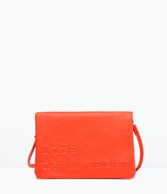 Image 1 of DETACHABLE CROSS-BODY BAG from Zara