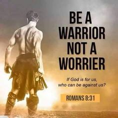 God's Everlasting Love Romans (NKJV) - What then shall we say to these things? If God is for us, who can be against us? Christian Warrior, Christian Life, Christian Quotes, Faith Quotes, Bible Quotes, 5 Solas, Warrior Quotes, Faith In God, Jesus Faith