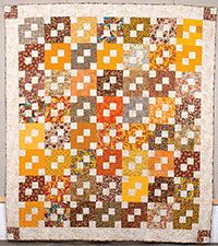 Chain Reaction Quilt (Moda Bake Shop) | Chain reaction, Quilt ... : crazy eight quilt pattern free - Adamdwight.com