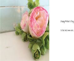 Happy Mother's Day Card. Note Card. Mother's Day. by mindyourpeasandqs on Etsy