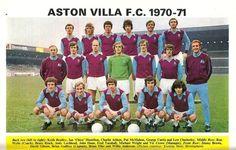 aston villa 1970-71