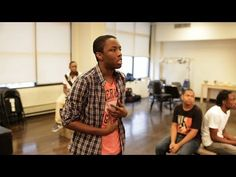 The Broadway Theater Company Giving Troubled Teens a Second Act