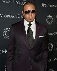 Terrence Howard attends The Paley Center for Media's Hollywood Tribute to African-American Achievements in Television, presented by JPMorgan Chase & Co., on Monday, October 26 at the Beverly Wilshire Hotel in Beverly Hills, California (Photo credit: The Paley Center for Media) #EMPIRE