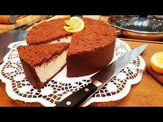 Sütés nélküli habos citromtorta @Szoky konyhája - YouTube Tiramisu, Sweets, Ethnic Recipes, Youtube, Food, Recipe, Kuchen, Gummi Candy, Candy