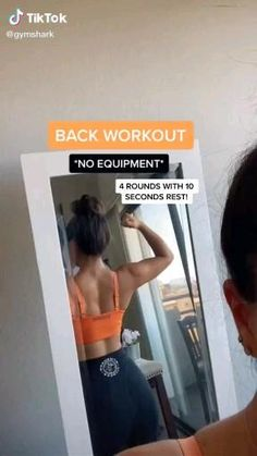 Fitness Workouts, Gym Workout Videos, Gym Workout For Beginners, Fitness Workout For Women, Easy Workouts, Fitness Tips, Full Body Gym Workout, Back Fat Workout, Butt Workout