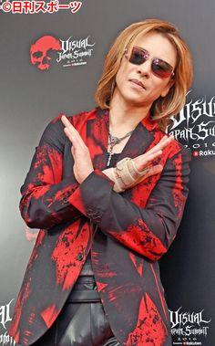 X JAPAN活動再開 ギタリストPATAが復帰 #XJAPAN #YOSHIKI