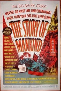 The Story of Mankind (1957)…