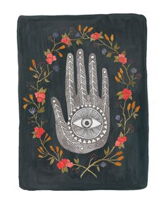 The Painted Hand via Etsy.
