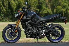 +yamaha fz9 | 2014 Yamaha FZ-09 – First Look It's here! Yamaha's sporty new ...
