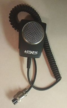 42 Best The Art Of Cb Radio S On Pinterest In 2018 Radios. Astatic D104m6b Cb Ham Radio Handheld Microphone D104 M6b 4 Pin Wired. Wiring. Ward Cb Microphone Wiring Diagram At Scoala.co
