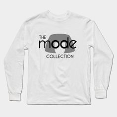 30967e44 Shop The Mode Collection edna mode long sleeve t-shirts designed by  Nazonian as well as other edna mode merchandise at TeePublic.
