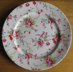Cath Kidston plate ♥
