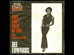 Dee Edwards - Why can't there be love (1971)