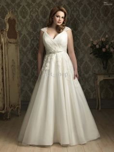 24 Wedding Dresses for Large Busts | Wedding Dresses Ideas