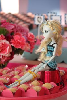 Encontrando Ideias: Tema Monster High