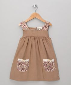 My Cinnamon Girl Toddler Girl Dresses, Little Girl Dresses, Girls Dresses, Flower Girl Dresses, Summer Dresses, Sewing For Kids, My Girl, Organic Cotton, Kids Fashion