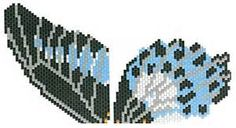 Bead Butterfly free pattern - Yahoo Image Search Results