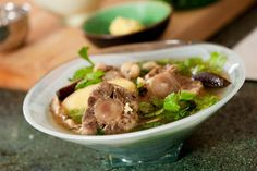 Oxtail Soup    A delicious recipe for this Local Favorite!