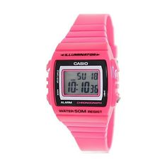 Casio Women's Classic Watch (12.165 HUF) ❤ liked on Polyvore featuring jewelry, watches, women's accessories, steel watches, casio wrist watch, casio watches, casio and dial watches