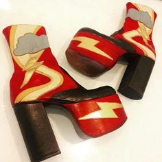 Funky Shoes, Crazy Shoes, Dr Shoes, Me Too Shoes, Black Shoes, Shoes Heels, Converse Shoes, Shoes Men, Oxford Shoes