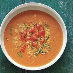 Basic Tomato Soup   Healthy Recipes