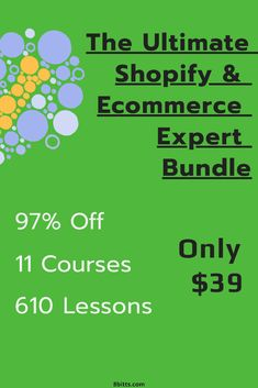 31 Hours to Get You Started with Shopify to Easily & Effectively Market, Sell, Manage & Ship Your Products or Services Online . #8bittsdeals #shopify #ecommerce #dropshipping #shopifystore #shopifyseller #shopifydropshipping #amazon #business #ecommercebusiness #smallbusiness #shopifyexperts #onlineshopping #smallbusinesstips #smallbusinessowners #biztips  #amazonfba #ecommercetips #onlineshop #shopifyexpert #shopifycourse #shopifytutorials #dropshippingbusiness #sme #technology #smb Drop Shipping Business, E Commerce Business, Amazon Fba, Ecommerce, Software, How To Get, Technology, Marketing, Products