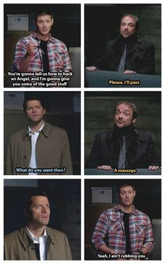 """(gif set) """"Yeah, I ain't rubbing you."""" 