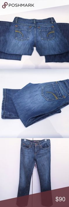Joe's Jeans Gently used. No blemishes Joe's Jeans Jeans Straight Leg