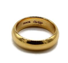 Thick Wedding Bands, Gold Wedding, Wedding Rings, Jewelry Branding, Cartier, Rings For Men, Engagement Rings, Yellow, Ebay