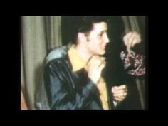 Earliest footage of Buddy Holly & Elvis Presley with Carl Perkins & a young Johnny Cash in HD