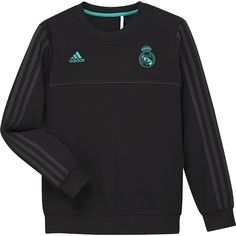 adidas Boy s Real Madrid Sweat Top 126ac99136888
