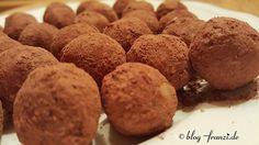 Marzipan-Kartoffeln Low Carb