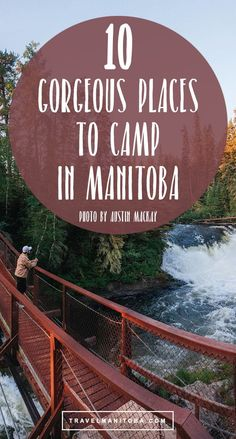 10 gorgeous places to camp this summer in Manitoba Camping Signs, Camping And Hiking, Lake Camping, Camping Hammock, Kayak Camping, Winter Camping, Hiking Tips, Hiking Gear, Montreal