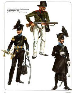 Brunswickers.   Наполеон и его время. | VK