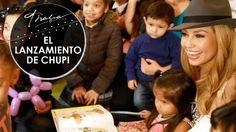 "Thalia Presenta ""Chupi: El Binky Que Regresó A Su Hogar"" (+playlist)"