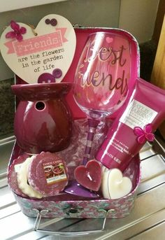 Beautiful Best Friend Gift Hamper