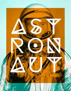The Astronaut Series #1 by Nelson Silva