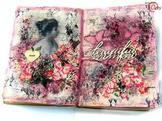 Art Journal #artjournal #mixedmedia #13arts