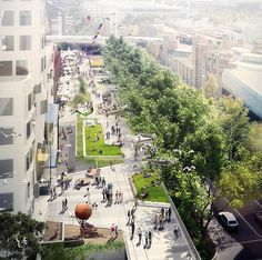 Top five abandoned railway lanes turned into urban public spaces