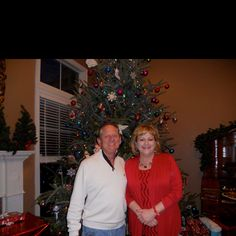 My wonderful ex and wife in law. Love them both so much.