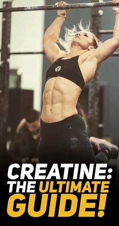 Bodybuilding Check out The Ultimate Guide for Creatine - The most powerful muscle-building supplement! Muscle Building Foods, Muscle Building Supplements, Muscle Building Workouts, How To Grow Muscle, Build Muscle, Supplements For Women, Weight Loss Supplements, Gym Supplements, Muscle Fitness