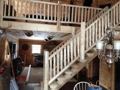 http://www.wildcat-wood.com Wildcat Wood of beautiful Bonners Ferry, Idaho has been in the log railing business since 1991. We specialize in log railings, log beds and log homes. Each piece of work is customized to your specifications. We only use dead-standing lodgepole pine with each piece being peeled by hand in the old-fashioned way using a hand-held drawknife.